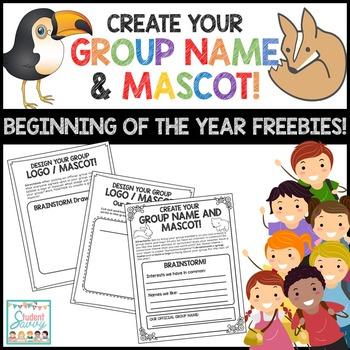 Beginning of the Year Freebie