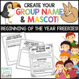 Beginning of the Year Freebie