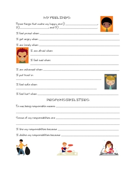 Beginning of the Year 'Get to Know You' Packet for Upper Elementary