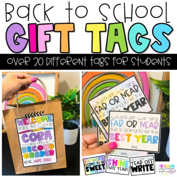 teachers birthday giveaway Ornament personalized gift eco-friendly cute tags Brag Tag for students Rocket Boys Gift Tag Set Bookmark