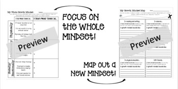 Beginning of the Year Growth Mindset