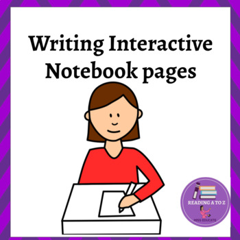 Writing Interactive Notebook pages