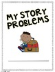 Beginning of the Year Math Story Problems