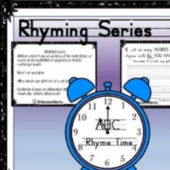 Bell Ringers and Brain Breaks  Rhyme and Alliteration