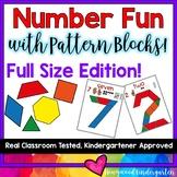 Number Fun with Pattern Blocks
