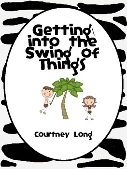 Beginning of the Year Packet - Jungle Theme
