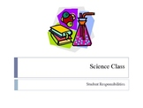 Beginning of the Year Packet: Science