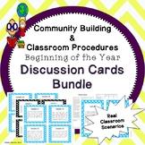 Classroom Culture: Community Building and Procedures Task