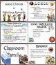 Beginning of Year Classroom Procedures Checklist on Power