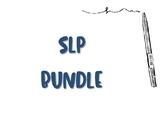 Beginning of the Year SLP Bundle