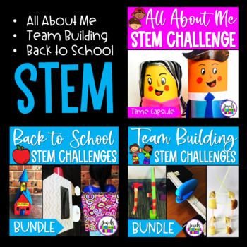 Beginning of the Year STEM Activities (First Week of School STEM Activities)