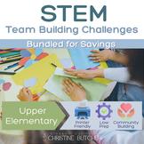 Beginning of the Year STEM Team Building Bundle