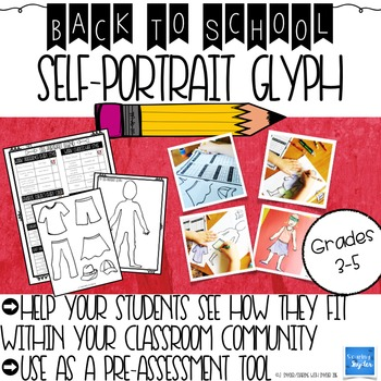 Beginning of the Year Self-Portrait Glyph and Pre-Assessme