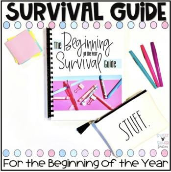 Beginning of the Year Teacher Guide