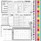 Editable Teacher Planner (Polka Dots)