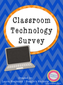Beginning of the Year Technology Survey