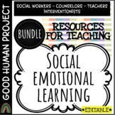 *BUNDLE* Social Emotional|Distance & In Person Learning -Y