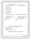 Beginning of the Year Writing Observations