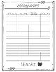 Beginning of the Year forms and Checklists - Growing Bundle