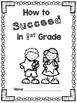 Back to School - 1st Grade