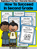 Back to School - Character Education - 2nd Grade