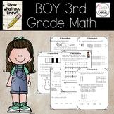 Beginning of the year 3rd grade Math