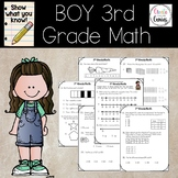 Beginning of the year 3rd grade Math