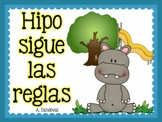 Beginning of the year- Hipo sigue las reglas