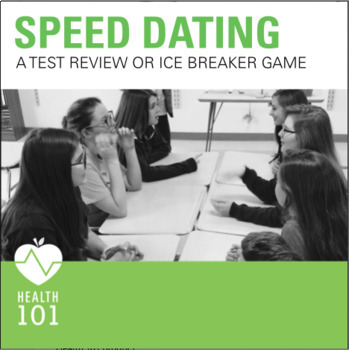 Beginning of the year: Speed Dating Ice Breaker Activity