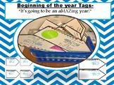 """Beginning of the year Tags-  It's going to be an aMAZing year!"""""""