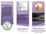 Beginning of the year brochure