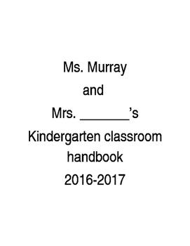 Beginning of year handbook