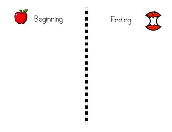 Beginning or Ending Apples