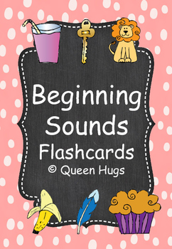 Beginning or Initial Sounds Posters / Flashcards