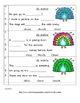 Beginning sound CH workcards