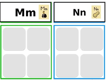 Beginning sound mat