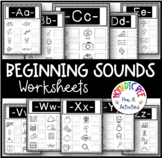 Letter Sound Worksheets
