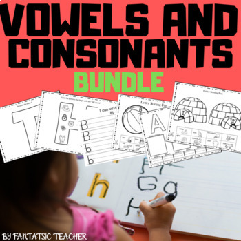 Beginning sounds - Phonemic Fun- Bundle Complete from A-Z