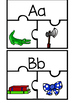 Beginning sounds puzzle activity