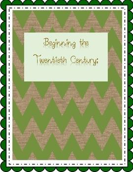Beginning the Twentieth Century: Washington State