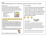 Beginning the School Year with Word Problems