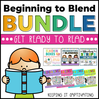 Beginning to Blend Bundle