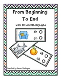 Beginning to End With ch and sh Digraphs