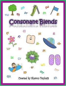 BeginningConsonant Blends