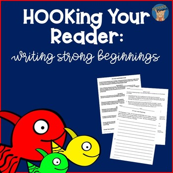 Beginnings For Writing