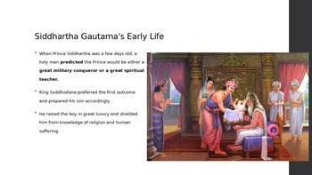Beginnings of Buddhism