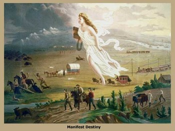 Manifest Destiny & Sectionalism, 1840-1860 Complete Unit