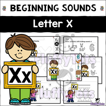 Beginning Sounds Letter of The Week : Letter X