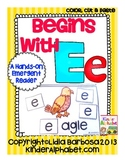 Begins with Ee {a Hands-On Emergent Reader}