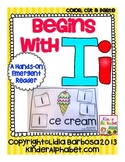 Begins with Ii {a Hands-On Emergent Reader}